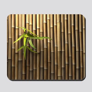 Bamboo Wall Mousepad