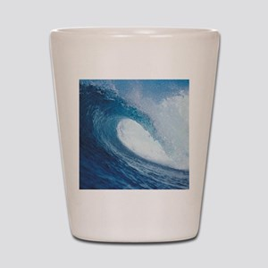 OCEAN WAVE 2 Shot Glass