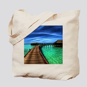 MALDIVES 2 Tote Bag