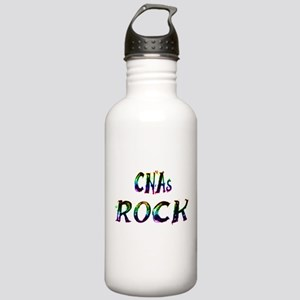 CNAs ROCK Stainless Water Bottle 1.0L