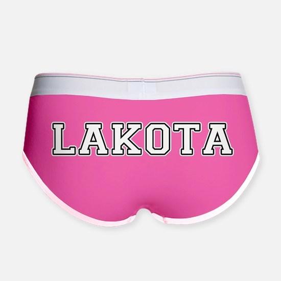 Lakota Women's Boy Brief