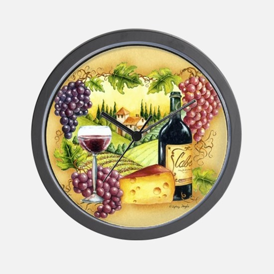 Best Seller Grape Wall Clock