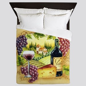 Best Seller Grape Queen Duvet