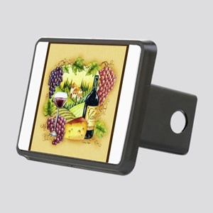 Best Seller Grape Rectangular Hitch Cover