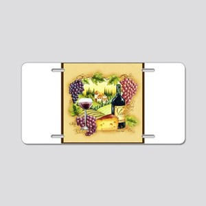 Best Seller Grape Aluminum License Plate