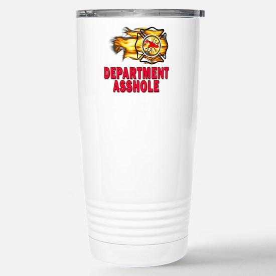 Fire Department Asshole Mugs