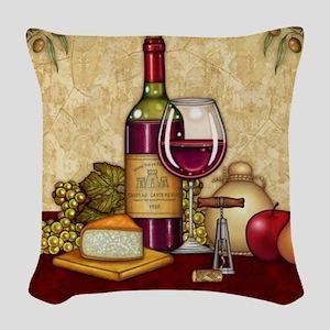 Best Seller Grape Woven Throw Pillow