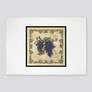 Best Seller Grape 5'x7'Area Rug