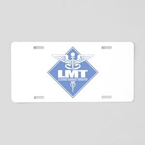 LMT (diamond) Aluminum License Plate