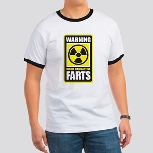 Warning Farts T-Shirt
