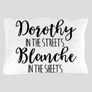 Dorothy Blanche Pillow Case