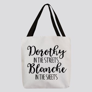 Dorothy Blanche Polyester Tote Bag