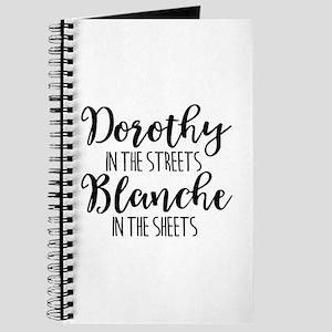 Dorothy Blanche Journal