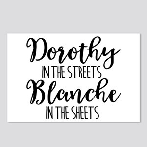 Dorothy Blanche Postcards (Package of 8)