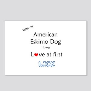 Eskimo Lick Postcards (Package of 8)