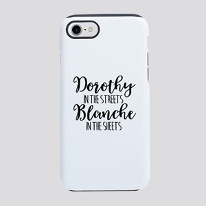 Dorothy Blanche iPhone 8/7 Tough Case