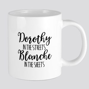 Dorothy Blanche Mugs