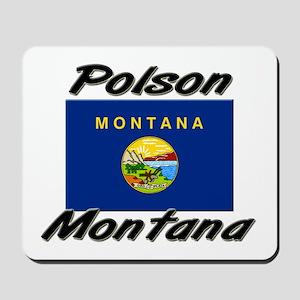 Polson Montana Mousepad