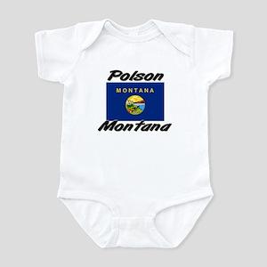 Polson Montana Infant Bodysuit