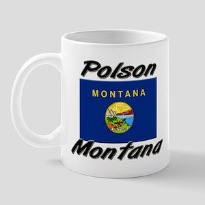 Polson Montana Mug