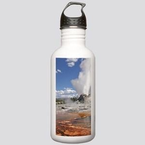 YELLOWSTONE CASTLE GEY Stainless Water Bottle 1.0L