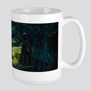 WAITOMO GLOWWORM CAVES Large Mug