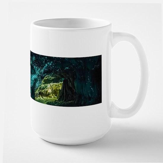 WAITOMO GLOWWORM CAVES Large Mug