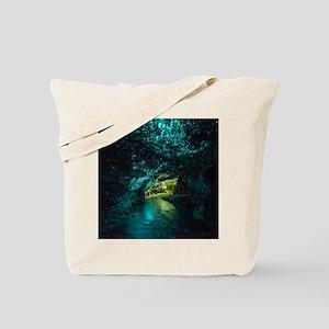 WAITOMO GLOWWORM Tote Bag