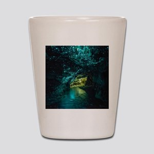 WAITOMO GLOWWORM Shot Glass