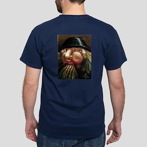 The Greengrocer by Arcimboldo Dark T-Shirt