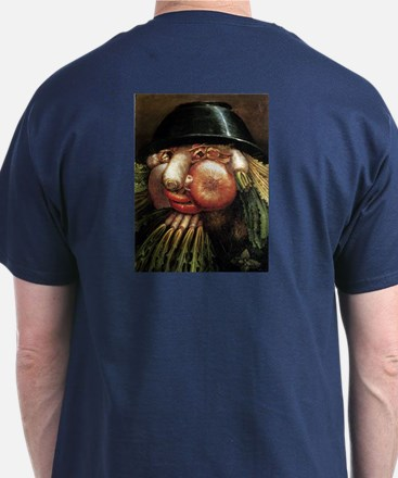 The Greengrocer by Arcimboldo T-Shirt
