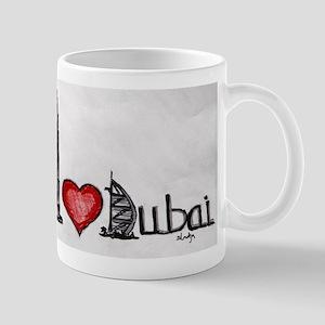 I love Dubai Mugs
