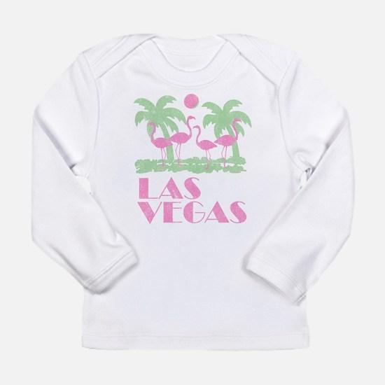 Cute Nevada Long Sleeve Infant T-Shirt