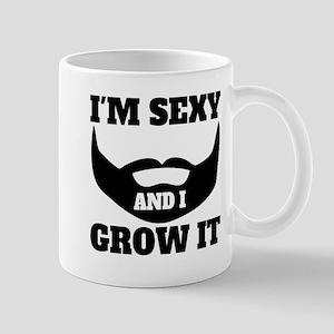 Im Sexy And I Grow It Mugs