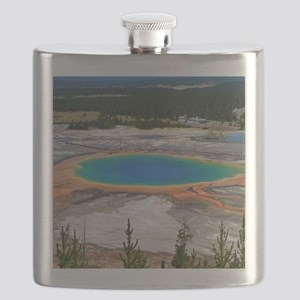 GRAND PRISMATIC SPRING Flask