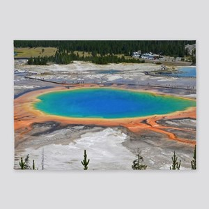 GRAND PRISMATIC SPRING 5'x7'Area Rug