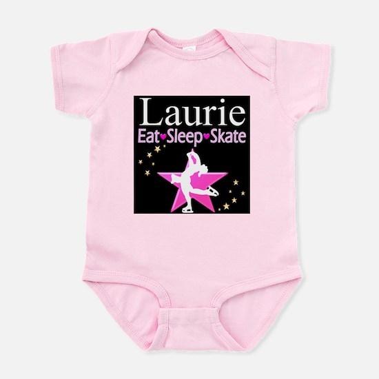 SPARKLING GYMNAST Infant Bodysuit