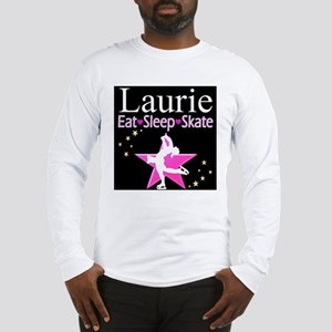 SPARKLING GYMNAST Long Sleeve T-Shirt