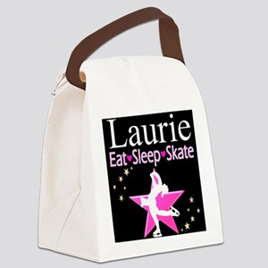 SPARKLING GYMNAST Canvas Lunch Bag