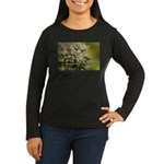 Cherry Pie (with Women's Long Sleeve Dark T-Shirt