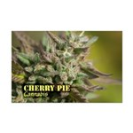 Cherry Pie (with name) Mini Poster Print
