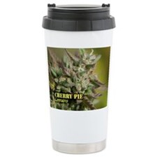 Cherry Pie (with name) Stainless Steel Travel Mug