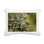 Cherry Pie (with name) Rectangular Canvas Pillow