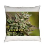 Cherry Pie (with name) Everyday Pillow