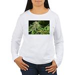 Cindy La Pew (with nam Women's Long Sleeve T-Shirt