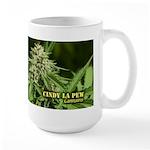 Cindy La Pew (with name) Large Mug