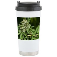 Cindy La Pew (with name Stainless Steel Travel Mug