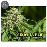 Cindy La Pew (with name) Puzzle