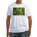 Critical Jack (with name) Fitted T-Shirt