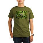 Critical Jack (with n Organic Men's T-Shirt (dark)